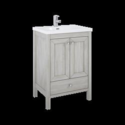 Elita Santos Oak 60 2D-1S White Wash 166380