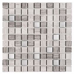 Dunin Woodstone Grey mix 25