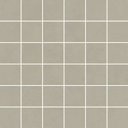 Opoczno Optimum Light Grey Mosaic Matt OD543-054