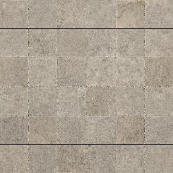 Paradyż Riversand Umbra Mozaika Cięta K.4,8X4,8 Mat.