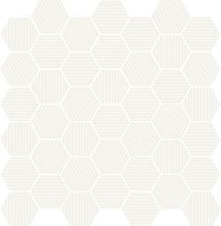 Cersanit Muzi White Mosaic WD692-008