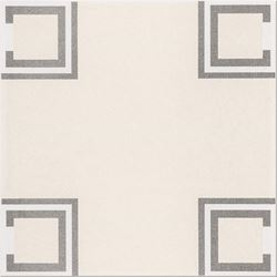 Opoczno Basic Palette pattern B white OP631-039-1