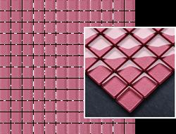 Paradyż Uniwersalna Mozaika Szklana Coral K.2,3X2,3