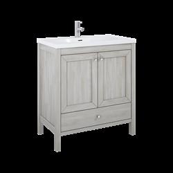 Elita Santos Oak 80 2D-1S White Wash 166383