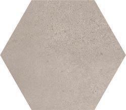 Azario Ingma Grey Plain Hexagono