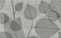 Cersanit Lussi Light Grey Inserto Leaf A WD439-001