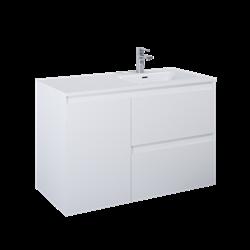 Elita Split (60 2S P + Kosz Cargo L) White Matt 168152