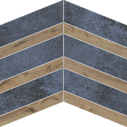 Tubądzin Torano anthrazite mozaika