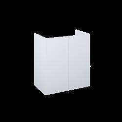 Elita Kido 60 2D White Matt 168094