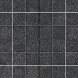 Opoczno Gigant Anthracite Mosaic MD036-032