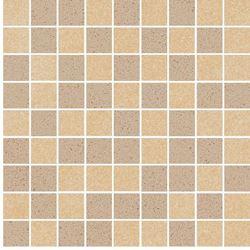 Paradyż Arkesia Beige/brown Mozaika Cięta Mix Poler