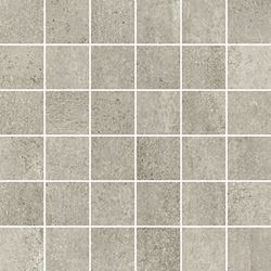 Opoczno Grava Light Grey Mosaic Matt OD662-091