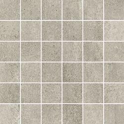 Opoczno Grava Light Grey Mosaic Matt OD662-091