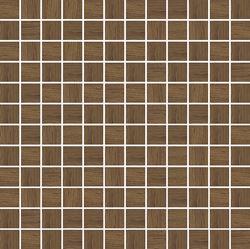 Paradyż Loft Brown Wood Mozaika Prasowana
