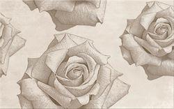 Cersanit Rosita Cream Insertro Flower WD955-003