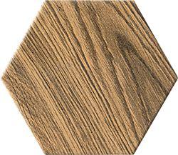 Domino Burano wood hex