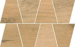 Opoczno Natural Beige Mosaic Trapeze OD498-090