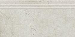 Opoczno Newstone White Steptread OD663-066