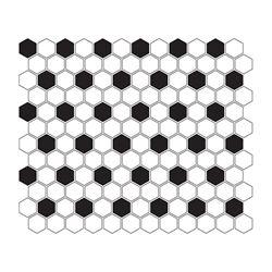 Dunin Hexagonic Mini Hexagon B&W Mix