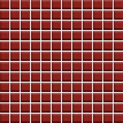 Paradyż Uniwersalna mozaika szklana Karmazyn