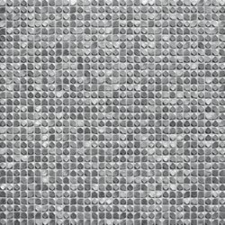 Tubądzin Elements Drops Quad Silver