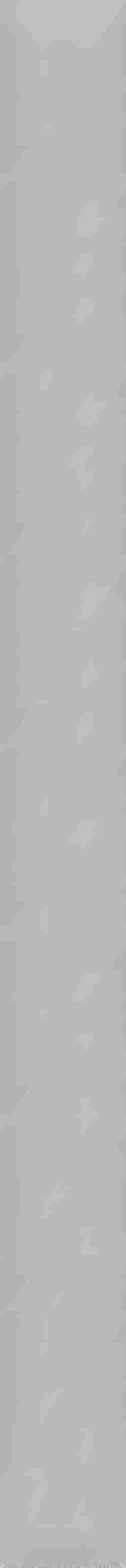 Paradyż Uniwersalna Listwa Szklana Silver Fazowana