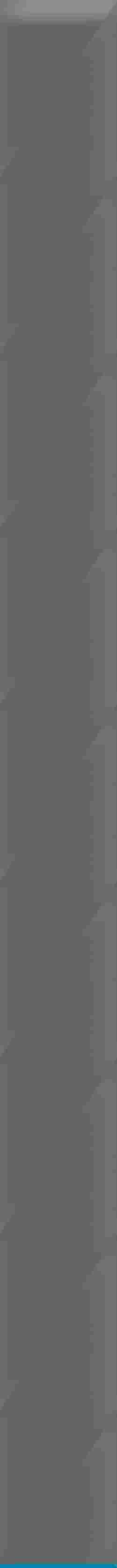 Paradyż Uniwersalna Listwa Szklana Azurro