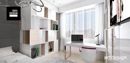 Pokój dziecka w projekcie Artdesign