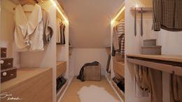 Podłużna garderoba