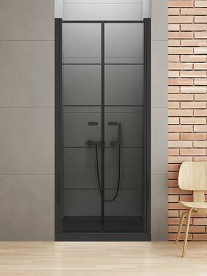 New Trendy New Soleo Black D-0282A