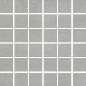 Opoczno Concrete Flower Dark Grey Mosaic ND008-003