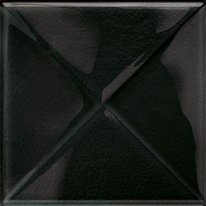 Opoczno Glass Black Inserto New OD660-096
