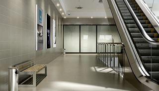 Wnętrza publiczne - wybieramy płytki podłogowe