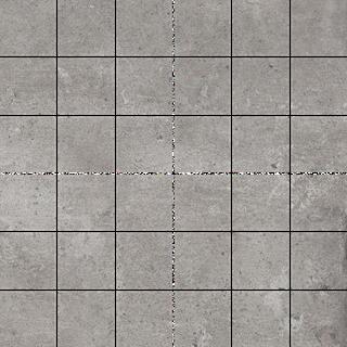 Cerrad Softcement silver Mat mozaika