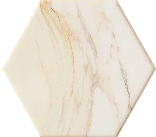Domino Flare white hex