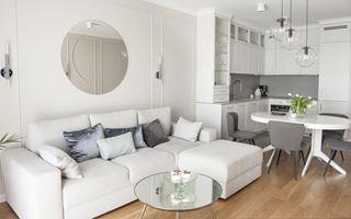 Eleganckie mieszkanie na Wilanowie