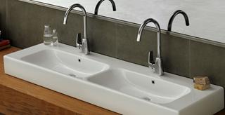 Przewodnik zakupowy: umywalki podwójne