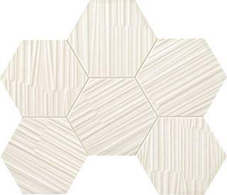 Azario Mareda white mozaika