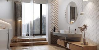 Mozaiki drewnopodobne – porady i inspiracje