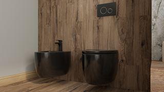 Kolorowe toalety Bocchi
