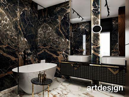 AESTHETIC PLEASURE. Projekty łazienek w luksusowym wydaniu