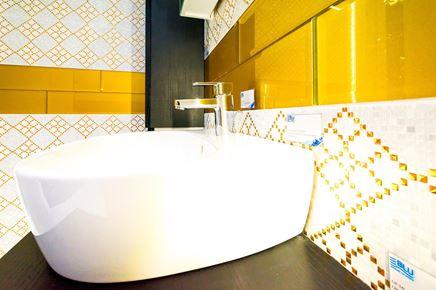 Opoczno - wzorzyste płytki do łazienki