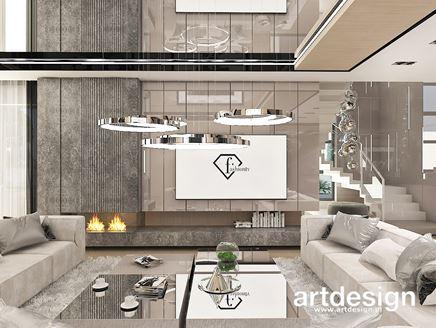POWER OF DESIGN. Wnętrza domu