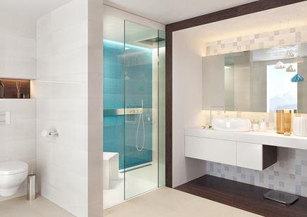 Paradyż Tolio- strefa prysznica