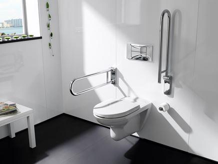 Strefa sanitarna Roca Dostępna łazienka
