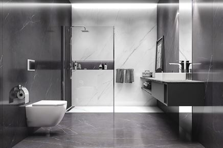 Cerrad Marquina - elegancka łazienka