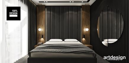 FULL STEAM AHEAD! Aranżacja sypialni i łazienek