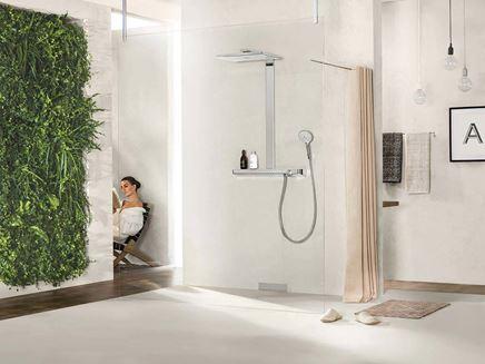 Nowoczesna łazienka Hansgrohe Rainmaker