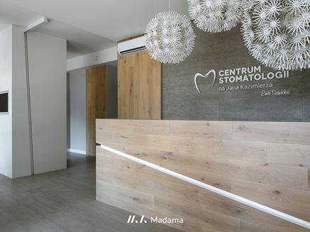 Centrum Stomatologii na Jana Kazimierza / Ewa Sawicka