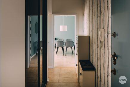 Metamorfoza mieszkania dla dwojga